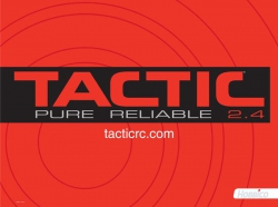 Banner Tactic 914x1219mm Hobbico TACZ9012