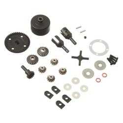 Gear Diff Set 43T Straight Cut ( TD210042