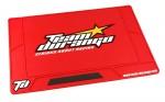 TEAM DURANGO GUMMISCHRAUBERMATTE GROSS (Rot) TD390079