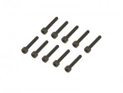 CAP HEAD HEX SCREW M2x16mm (10pc TD704061