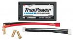 TKP LiPo 1S 3.7V 6500mAh 90C HC 4mm TKPC0605