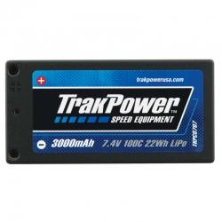 TKP LiPo 2S/7.4V 3000mAh 100C HC TKPC0707