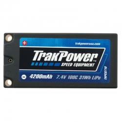 TKP LiPo 2S/7.4V 4200mAh 100C HC TKPC0710