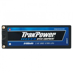 TKP LiPo 2S/7.4V 6400mAh 100C HC TKPC0721