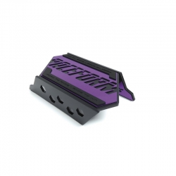 Raceform Lacer CarStand Anodize purple Graupner RF20161711PU