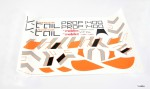 Dekorbogen V-Tail Prop Robbe 25930008 1-25930008