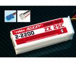ROXXY Power Pack 2S2200mAh (6 Robbe 4225 1-4225