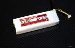 Roxxy-Power ZY 2S 3300mAh 30C Robbe 6808 1-6808