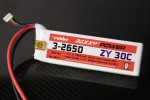 ROXXY� POWER ZY 3S 2650mAh 30 Robbe 6917 1-6917