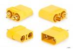 Goldstecker XT90 1 Paar (Stec Robbe 8568 1-8568