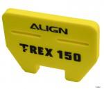 Blattauflage T-REX 150 Align Robbe H15H007XX 1-H15H007XX