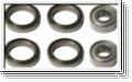 Kugell.Set 4X 9X4/8X12X3.5ZZ Align Robbe H50099 1-H50099
