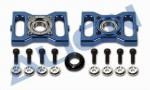 Lagerbockset-Metall Blau T-RE Align Robbe H60154QH 1-H60154QH