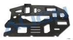 Chassis (L) 2 mm T-REX 600E P Align Robbe H60210 1-H60210