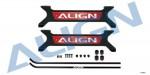 Kufen Set T-REX800E PRO schwa Align Robbe H80F003XA 1-H80F003XA
