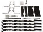 Zusatzakku-Träger T-REX 800 Align Robbe H80T010XX 1-H80T010XX