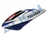 Kabinenhaube GFK  T-REX 600N Align Robbe HC6170 1-HC6170