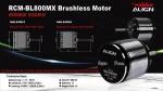 Bl-Motor 800 MX 520 KV -Shaft Align Robbe HML80M01 1-HML80M01