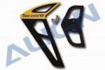 LEITWERK-SET CFK SCHWARZT-REX Align Robbe HS125200 1-HS125200
