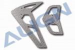 LEITWERK-SET GF 1.2 T-REX 450 Align Robbe HS1275 1-HS1275