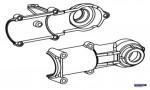 Heckrotorgehäuse Solo Pro 287 Robbe NE251516 1-NE251516