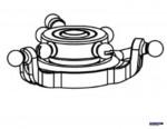 Taumelscheibe Solo Pro 319 Robbe NE251723 1-NE251723