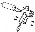 Heckmotor-Set Solo Pro 135;BO Nine Eagles Robbe NE352702 1-NE352702