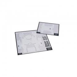 Dekorbogen mz-12 white Graupner S1002.14W