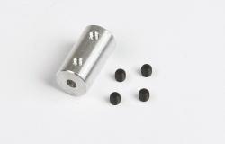 Alu-Kupplung 3,2 / 3,0mm Graupner SZ1018.6