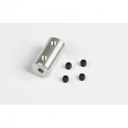 Alu-Kupplung 3,2 / 4,0mm Graupner SZ1018.8