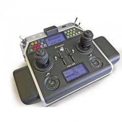 Sender einzeln mc-28 HoTT mit 4D + Kingbus Graupner S1033.77.SET