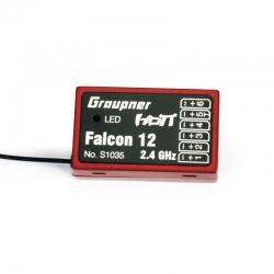 Gyro Empfänger HoTT Falcon 12 Graupner S1035