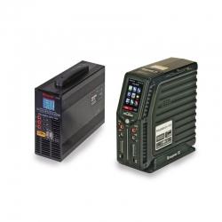 Polaron Netzteil 1500W + S2018 EX 1400 Graupner S2018.BK.SET
