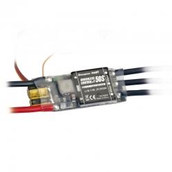 Regler BRUSHLESS CONTROL + T 50 Graupner S3046