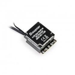 Regler brushless GENIUS PRO 160R für WiFi Graupner S3078