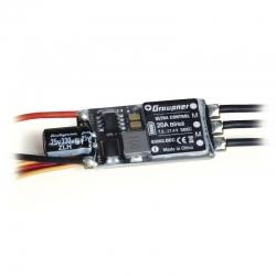 Regler ULTRA CONTROL 20A 2-4S BL HELI S SBEC BEC-Stecker Graupner S3082.BEC
