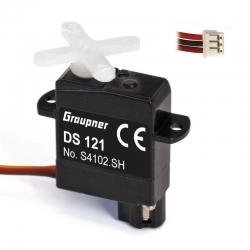 Servo DS 121 Micro Servo 6 mm SH-Stecker Graupner S4102.SH