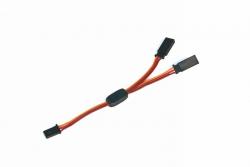 Y-Kabel SJ 0,3 qmm100 mm Graupner S8187