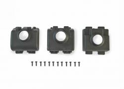 Kamerahalter 0°, 15°, 25° für Alpha 250 Graupner S8449