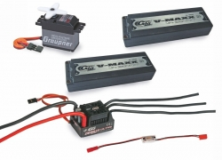 Set 1/8 Elektro Set2 Graupner SAB15505