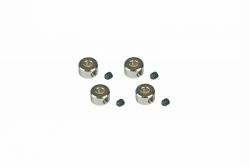 Stellringe 2,5mm VE4 Graupner SZ1017.2,5