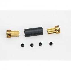 Flex-Kupplung 5mm 1,5/2mm Graupner SZ1026.5.SET