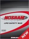 LiPo-Bag 23 x 30cm, NOSRAM, Lade-Schutz-Sack Thunder Tiger 02695820
