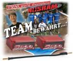 NOSRAM LiPo 2S Saddle-Pack 5800 X-TREME Hardcase 55C (110) Thund