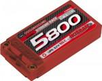 NOSRAM VTEC LiPo 5800 X-treme Race Hardcase - 65C - 3,7V Thunder