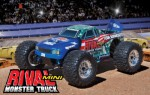TEAM ASSOCIATED RIVAL MINI 1:18 4WD-Monster-Truck RTR Thunder Tiger 03020111
