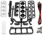 LED-Scheinwerfer-Set 4-fach für RC-Cars, Dach oder Front Thunder Tiger 03029267