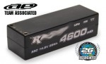 TEAM ASSOCIATED LiPo 4S-4600 55C R Competition Hardcase Thunder