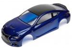Karosserie Tourenwagen 1:10 Lexus RC F BLAU, Lexan Thunder Tiger 03031460