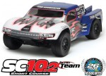 TEAM ASSOCIATED SC10.2 Short-Course-Truck 2WD Baukasten Thunder